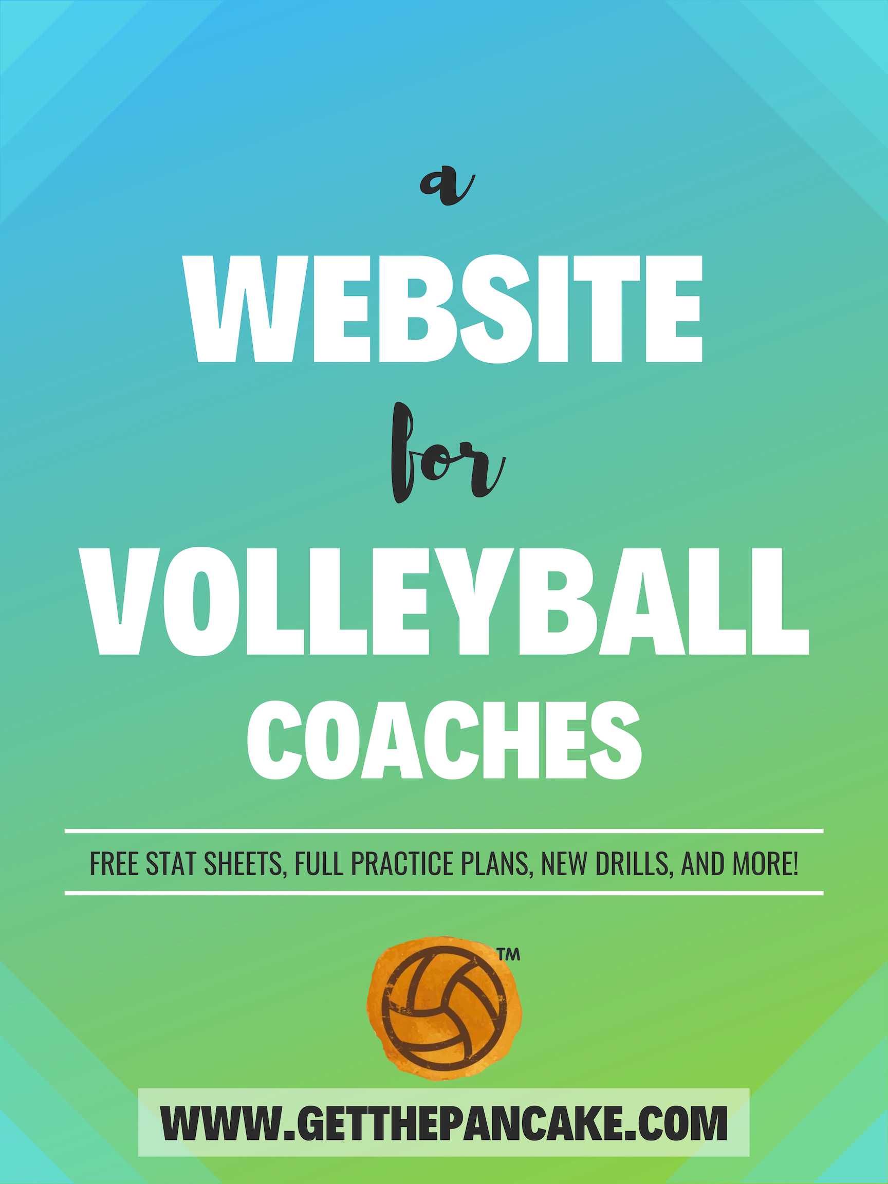 Check Out Get The Pancake Tons Of Free Volleyball