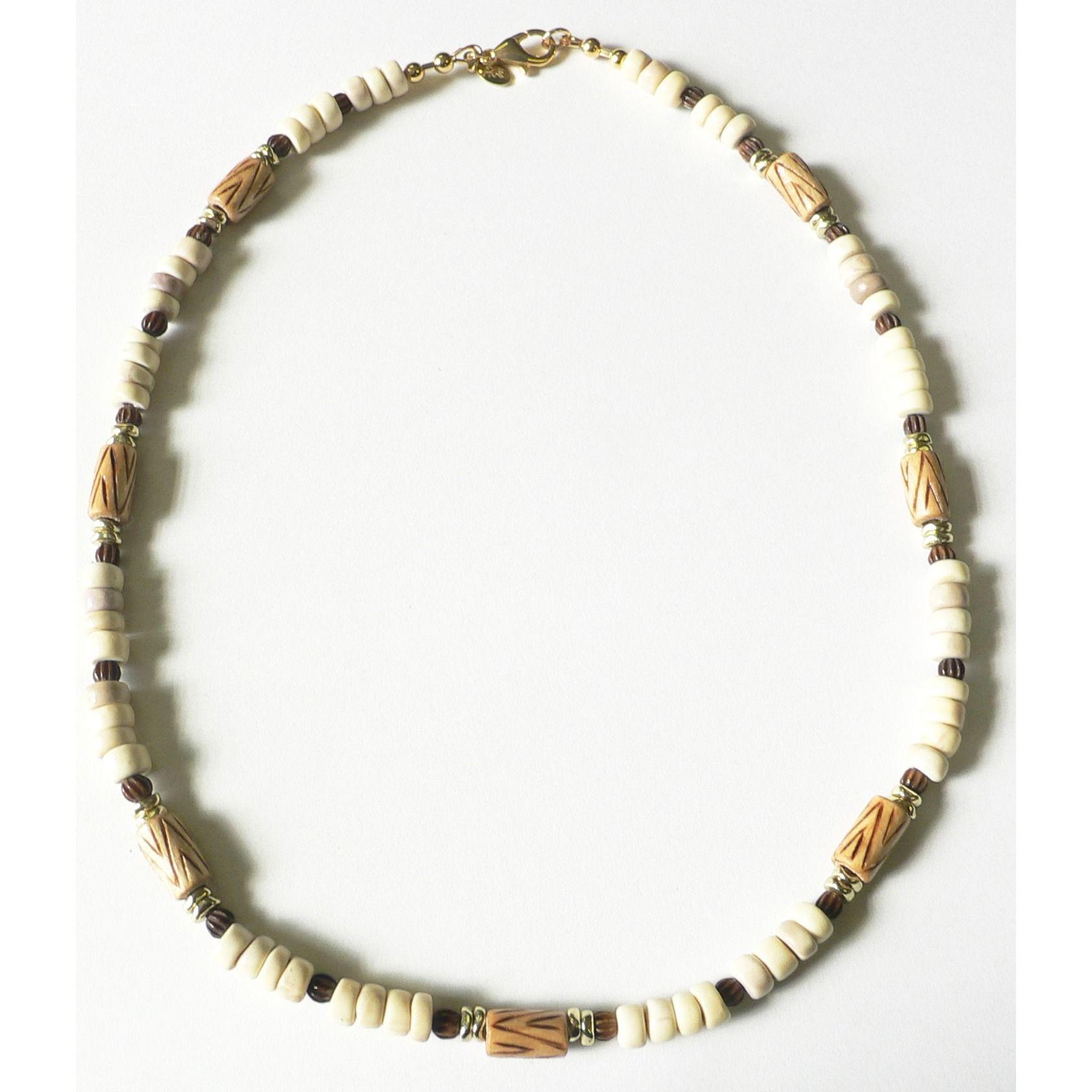 Palmtree gems uel caminou sea urchin wood and bone