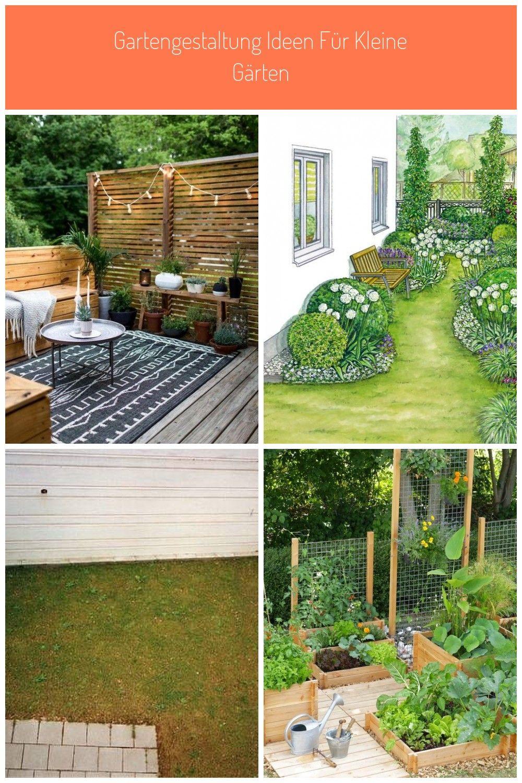 Gartengestaltung Für Kleine Gärten Bilder