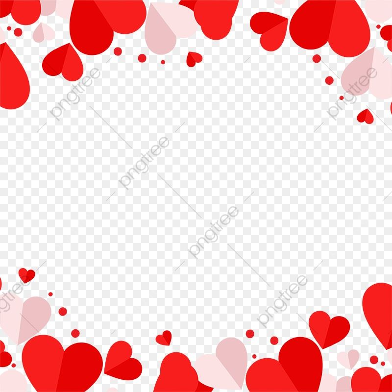 Red And Pink Heart Vector Frame Png Png Free Download Red Heart Heart Heart Vector Png Transparent Clipart Image And Psd File For Free Download Red And Pink Pink Posters Clip