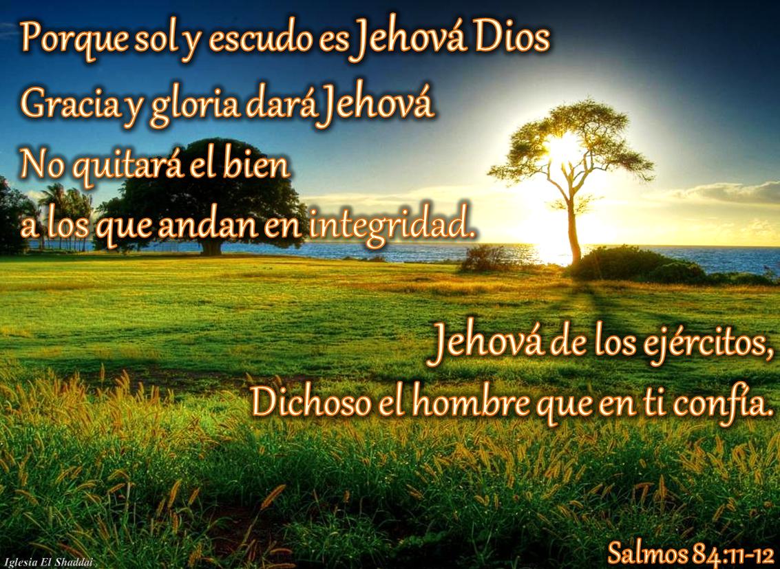 Salmos 84:11,12