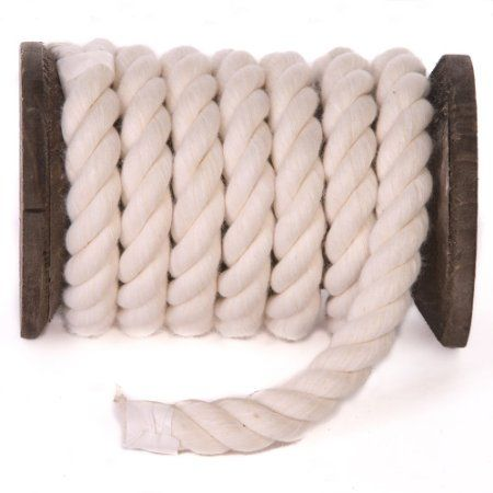 Robot Check Cotton Rope How To Make Rope Organic Cotton Yarn