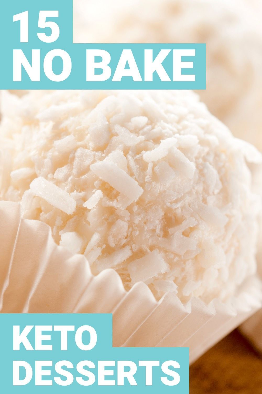 Keto Desserts: 15 Tasty No-Bake Keto Desserts You'll Want -  Keto desserts are a great way to stay on track with the ketogenic diet but keeping you in ketosis w - #desserts #Keto #NoBake #tasty #Youll