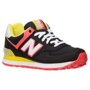 new balance noir jaune rouge