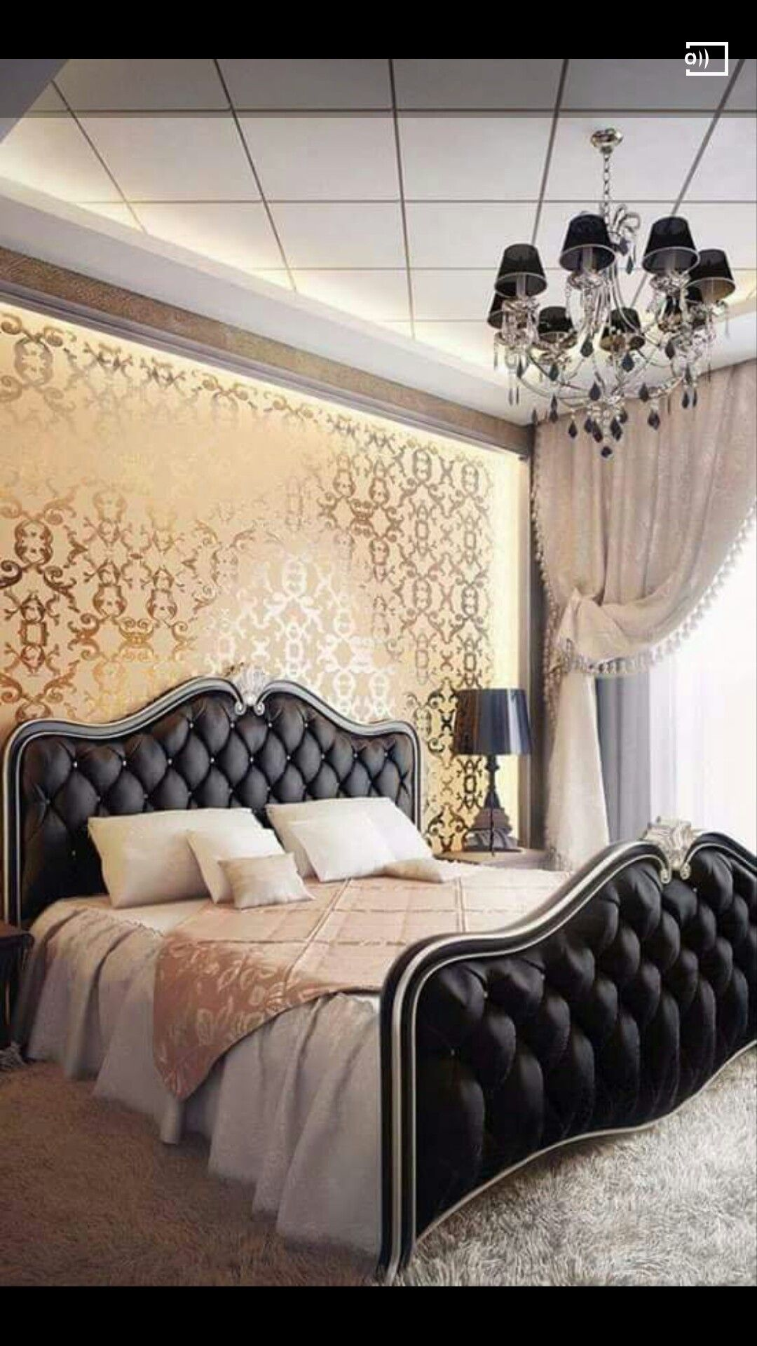 Most Romantic Bedroom Decor: Luxurious Bedrooms, Romantic