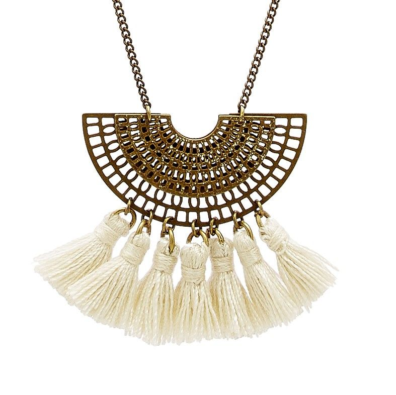 bijoux pompon