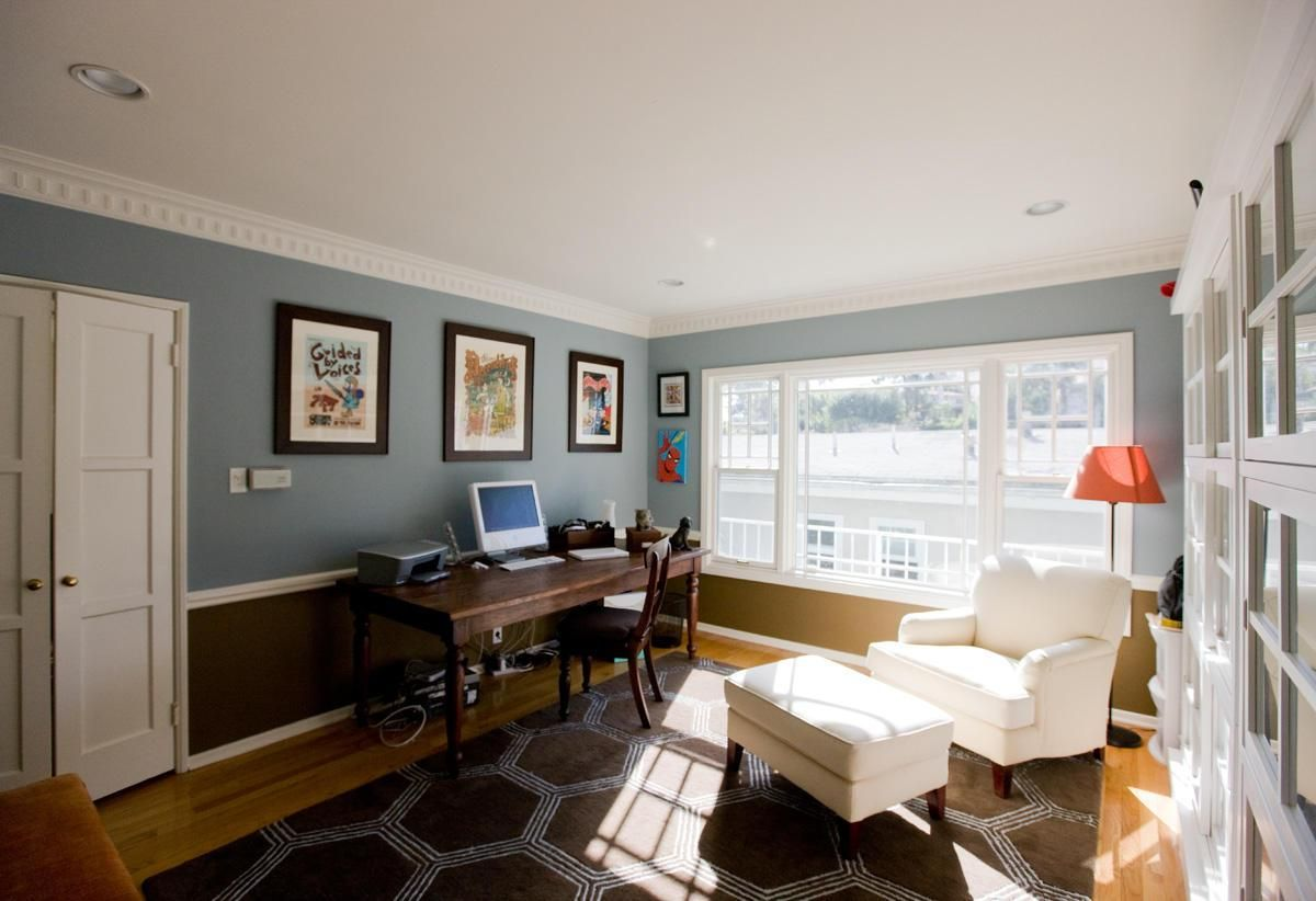 Stylish interior home offices designs ideas