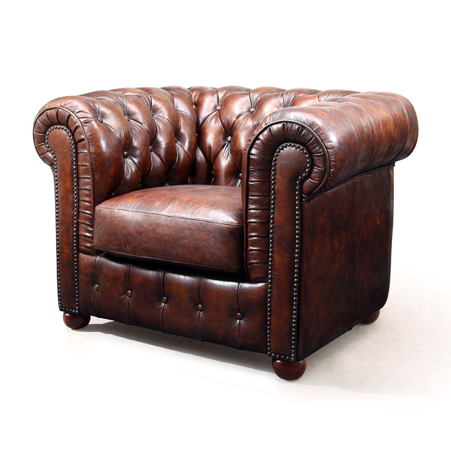 Fauteuil Bureau Chesterfield Fauteuil Chesterfield Original Collection Les Cuirs
