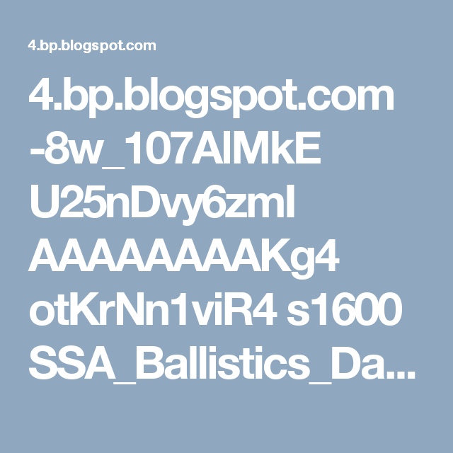 4.bp.blogspot.com -8w_107AlMkE U25nDvy6zmI AAAAAAAAKg4 otKrNn1viR4 s1600 SSA_Ballistics_Data_Chart.jpg