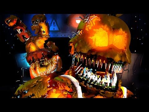 fnaf halloween update - Google Search | five nights at freddys ...
