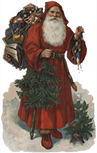 Father Christmas In England