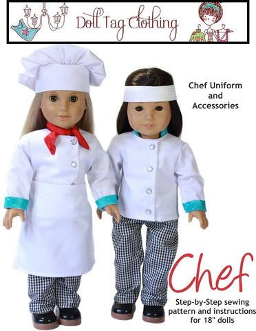 Chef\'s Uniform 18\