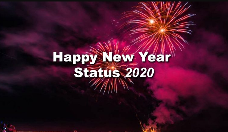 Best Happy New Year 2020 Wishes And Messages Happy New Year 2020 Happy New Year Hd Happy New Year Status