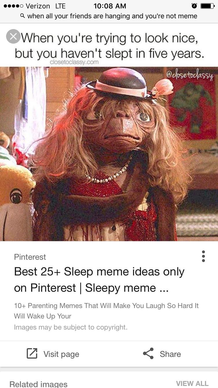 Baby No Sleep Meme