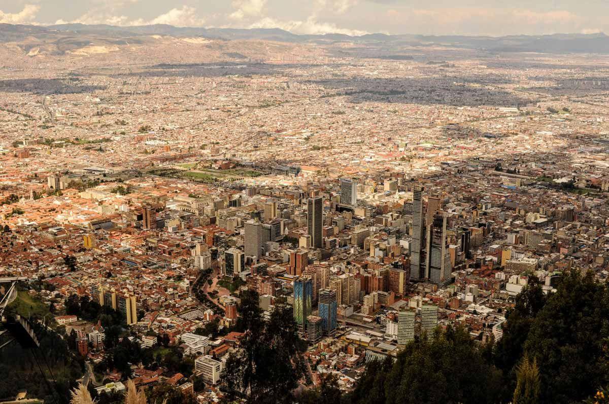 Pin Auf Bogota