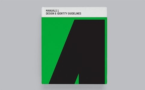 Manuals 1 claims to be the first-ever comprehensive study of corporate identity manuals, and features glorious full-colour photography of such gems as the NASA, Randstad and British Telecom identity guidelines.