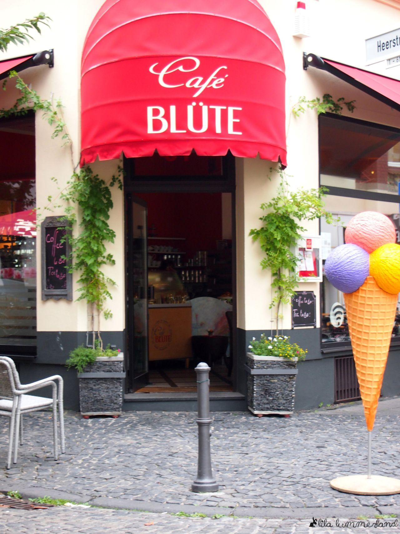 Wann Wird Ein Ort Zum Lieblingsort Das Cafe Blute Jedenfalls Steht Bei Mir Grad Hoch Im Kurs Nachdem Mich Der Kuchen Bereits Ube Cafe Bonn Altstadt Fruhstuck