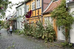 Denmark's Best Sights and Attractions: The Old Town of Aarhus, Denmark