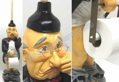 10 Creative And Funny Toilet Paper Holders Funny Toilet Paper Holder Toilet Paper Humor Toilet Paper