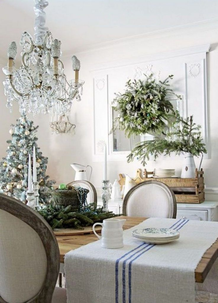 60+ Lovely Christmas Decoration Ideas for Your Living Room Living