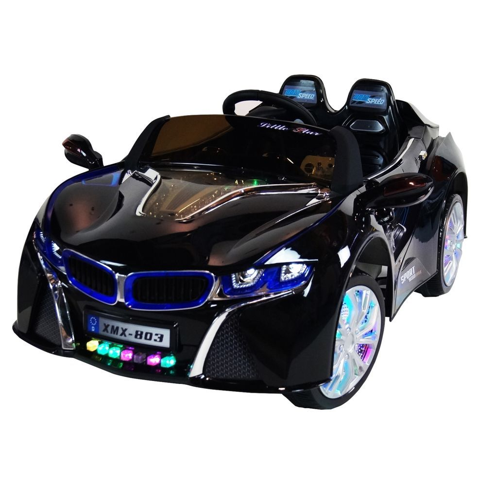 Toys cars for kids   BMW i volt Battery Powered Electric Ride On Kids Toy Car
