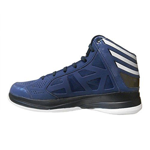 separation shoes 47b85 98b67 Amazon.com  Adidas Crazy Shadow 2 Mens Basketball Shoes (5, Navy