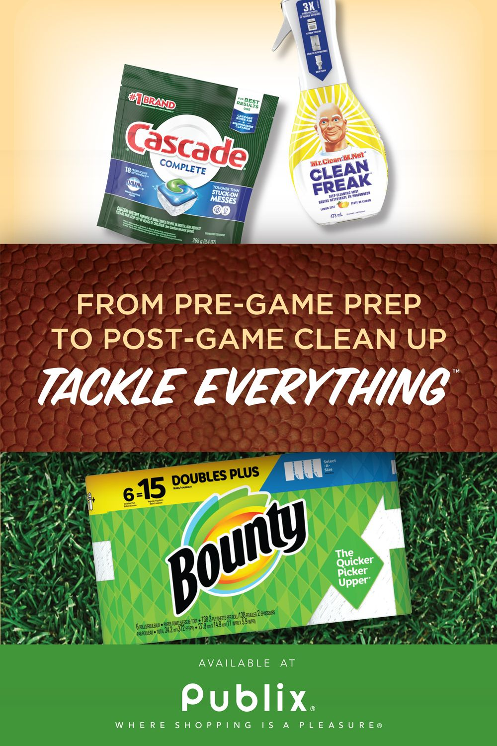 Find BIG Savings on your favorite BIG Game Essentials
