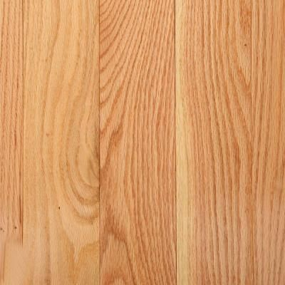 Bruce american originals natural red oak 3 4 in thick x 3 for Natural red oak floors