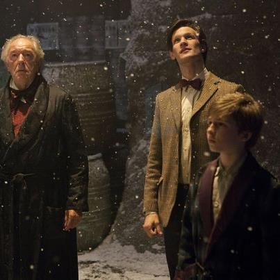 A Christmas Carol 2010 Special - Watch Doctor Who Online | Doctor who tv, First doctor, Doctor who