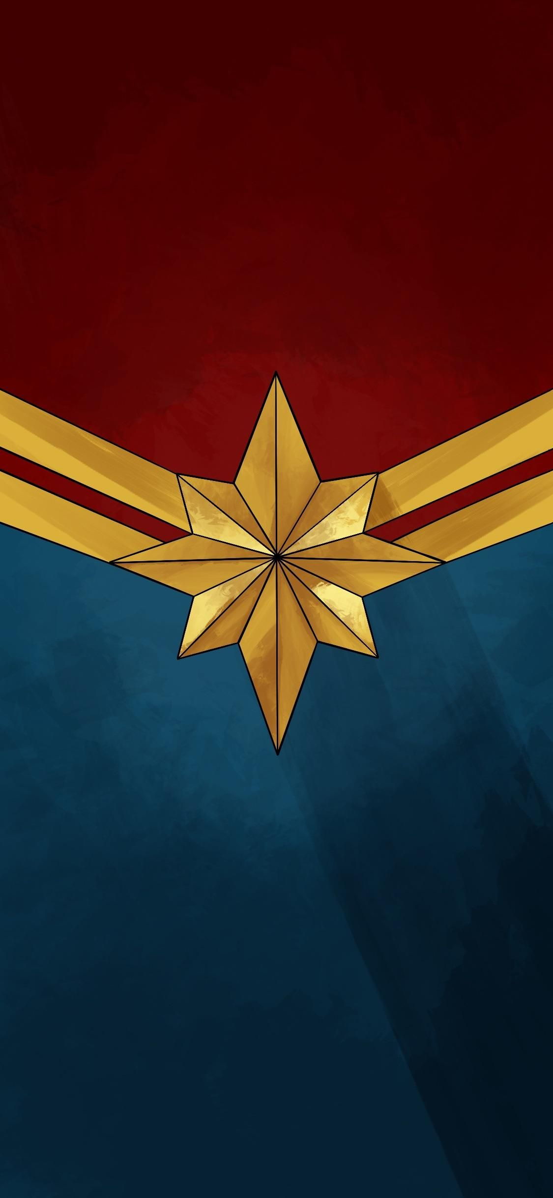 Just Finished Watching Captain Marvel And Bee Lined For Procreate Iphone Wallpapers Iphonewallpa Fall Wallpaper Iphone Wallpaper Fall Wallpaper Diy Crafts