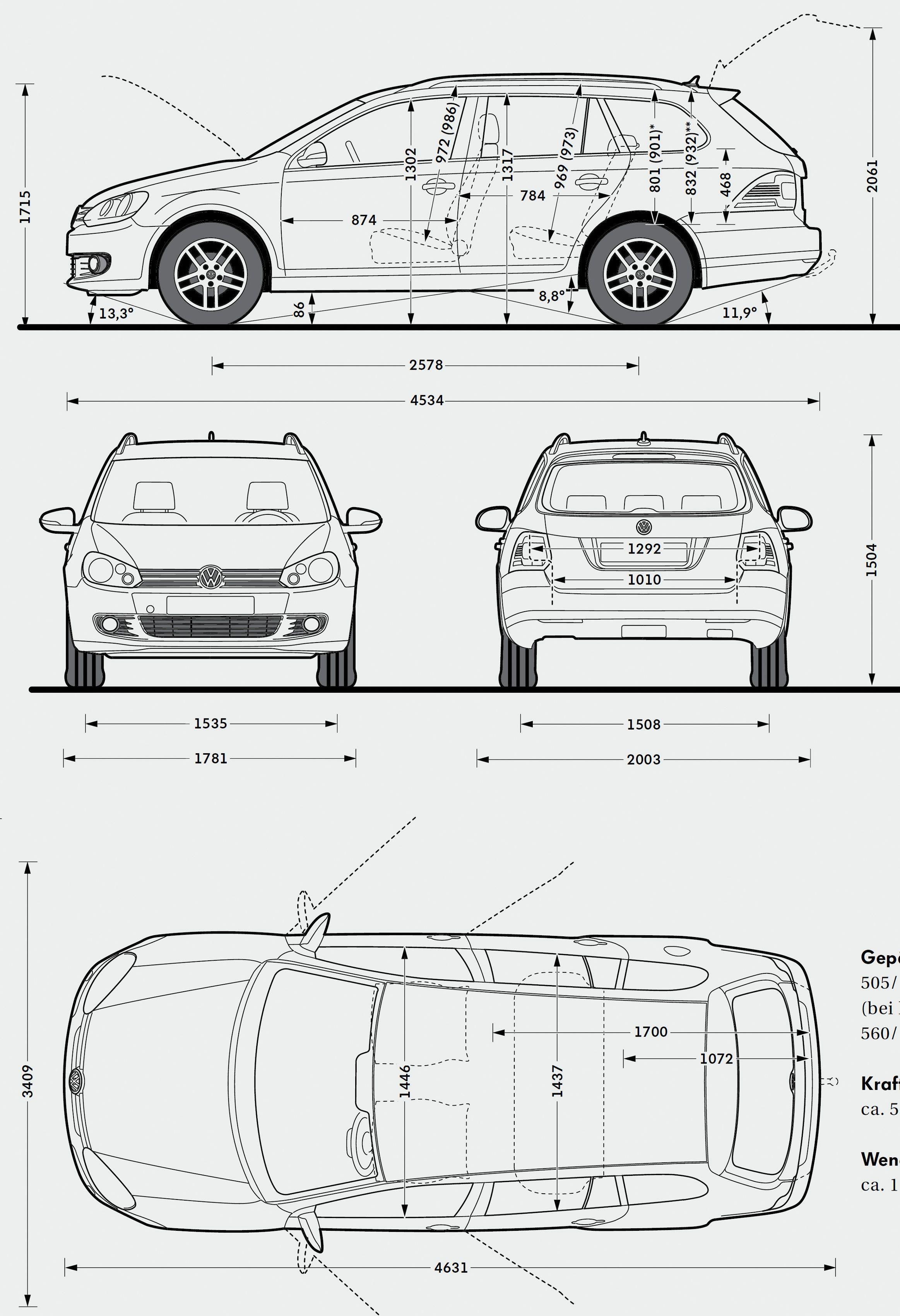 Volkswagen Golf Variant Volkswagenfox