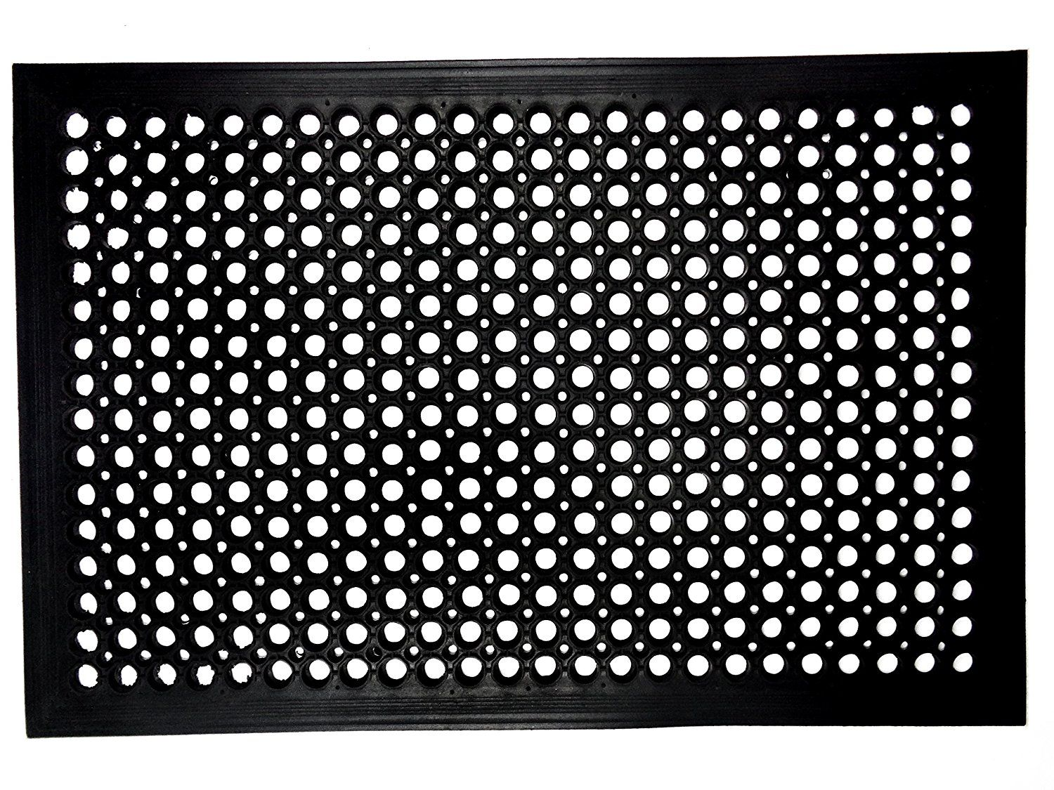 industrial dp sanitop mats anti drainage for floor black thickness notrax matting com x fatigue amazon width mat areas wet rubber length