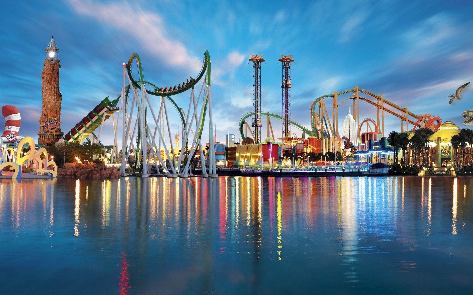 Le parc d attraction Port Aventura  Salou Salou plaira aux petits