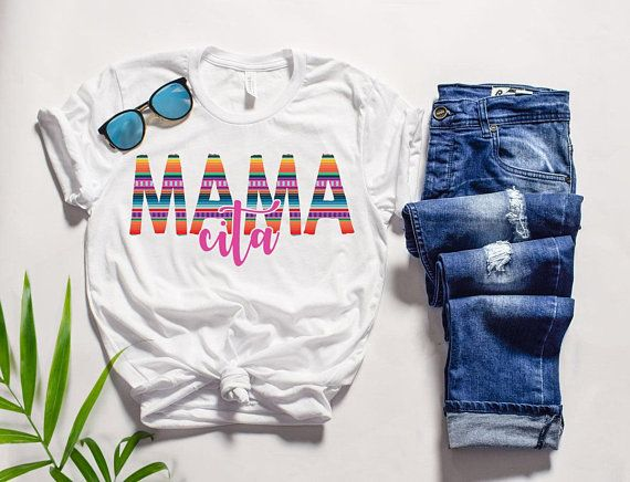 Mamacita Shirt Cinco De Mayo Shirt Margaritas Cute