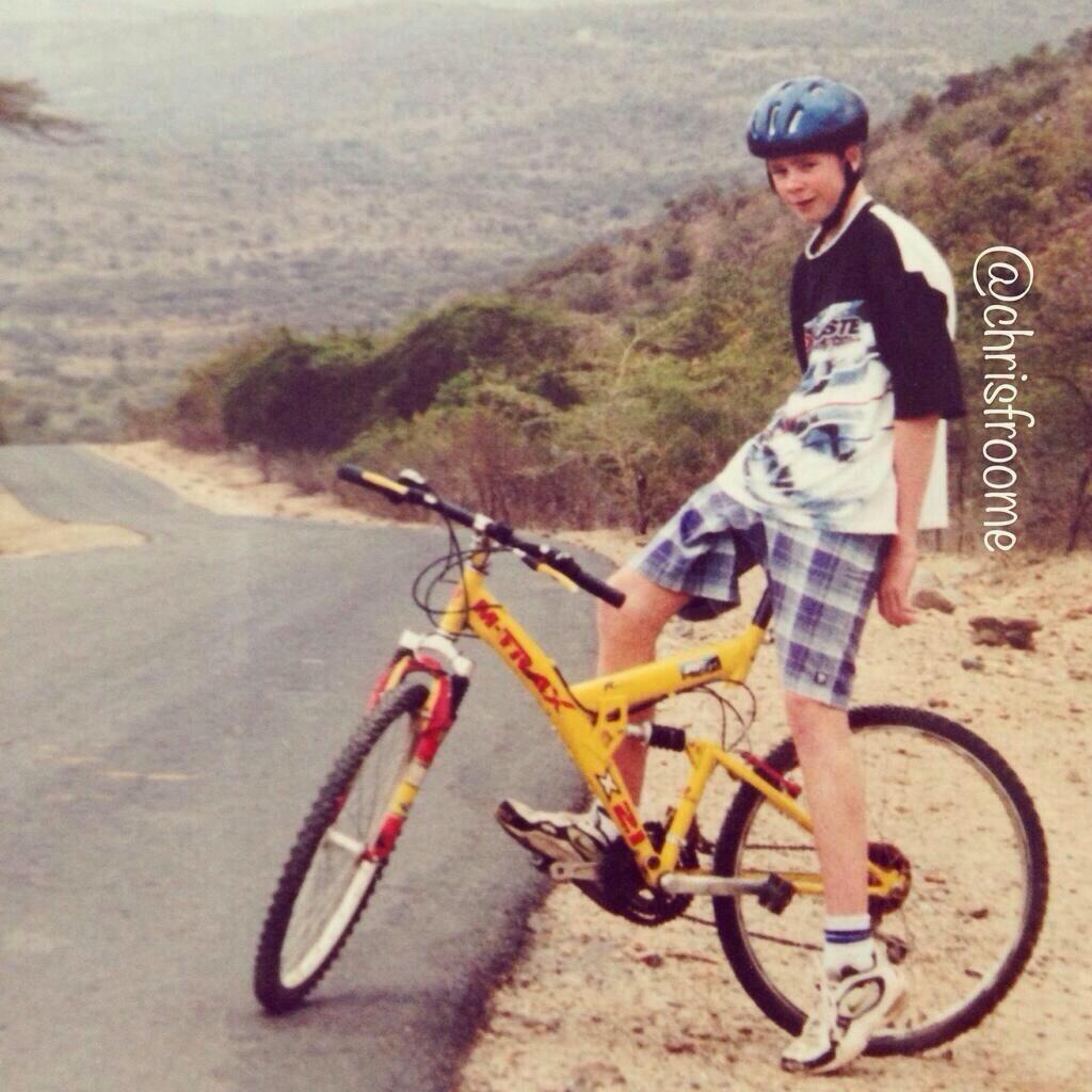 Chris Froome On Zeus Bicicletas