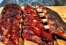 Spareribs Gasgrill : Pin von gift Саrd$ Еbay auf time collection pinterest grillen