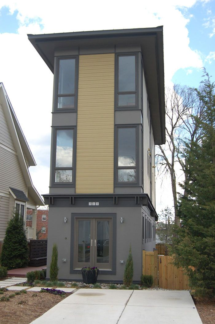Tall Skinny Houses Bing Images Architecture House Styles House Design