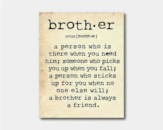My Brother Is My Best Friend Brother Quotes Happy Birthday