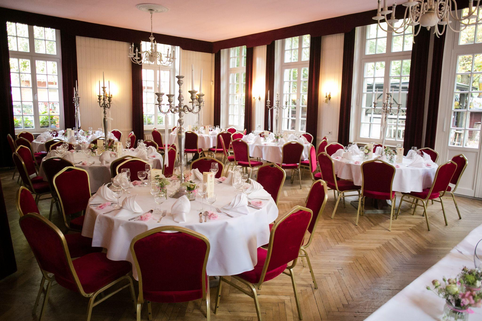 Hochzeitslocation in Münster Wienburg | Hochzeitslocation