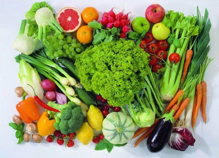 olika typer av vegetarianer
