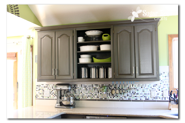 DIY Kitchen Remodel  The BIG REVEAL. Painted Kitchen CabinetsGrey ...