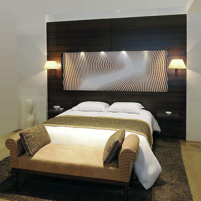 tete de lit hotel | Décoration en 2019 | Tête de lit hôtel ...