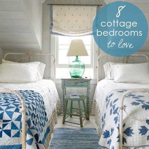Adirondack Style Bedroom Decorating