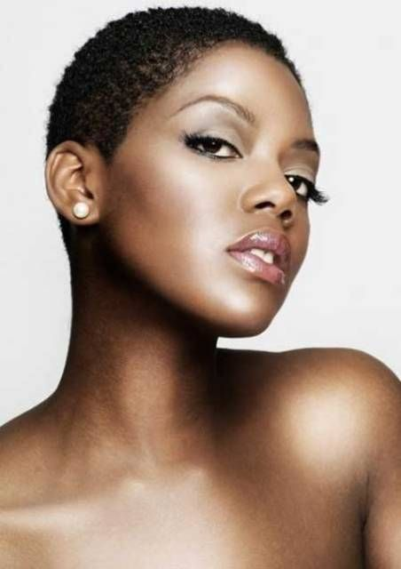 22 Amazing Super Short Haircuts For Women Natural Hair Styles