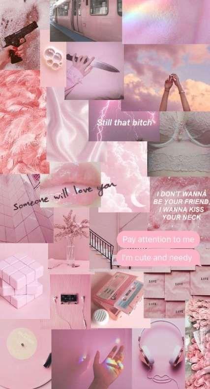 57+ idées pour la photographie couleur pastel tumblr   – bathroom collage pink