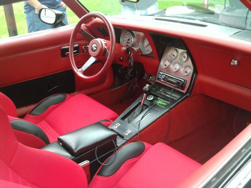 Pin On Corvette Restomod