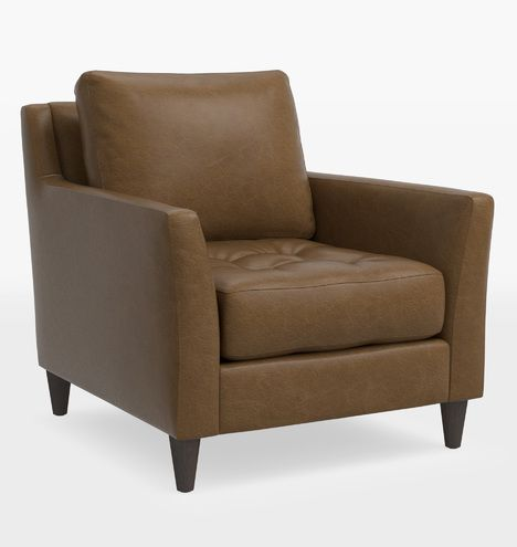 Hastings Leather Chair Furniture Living Room