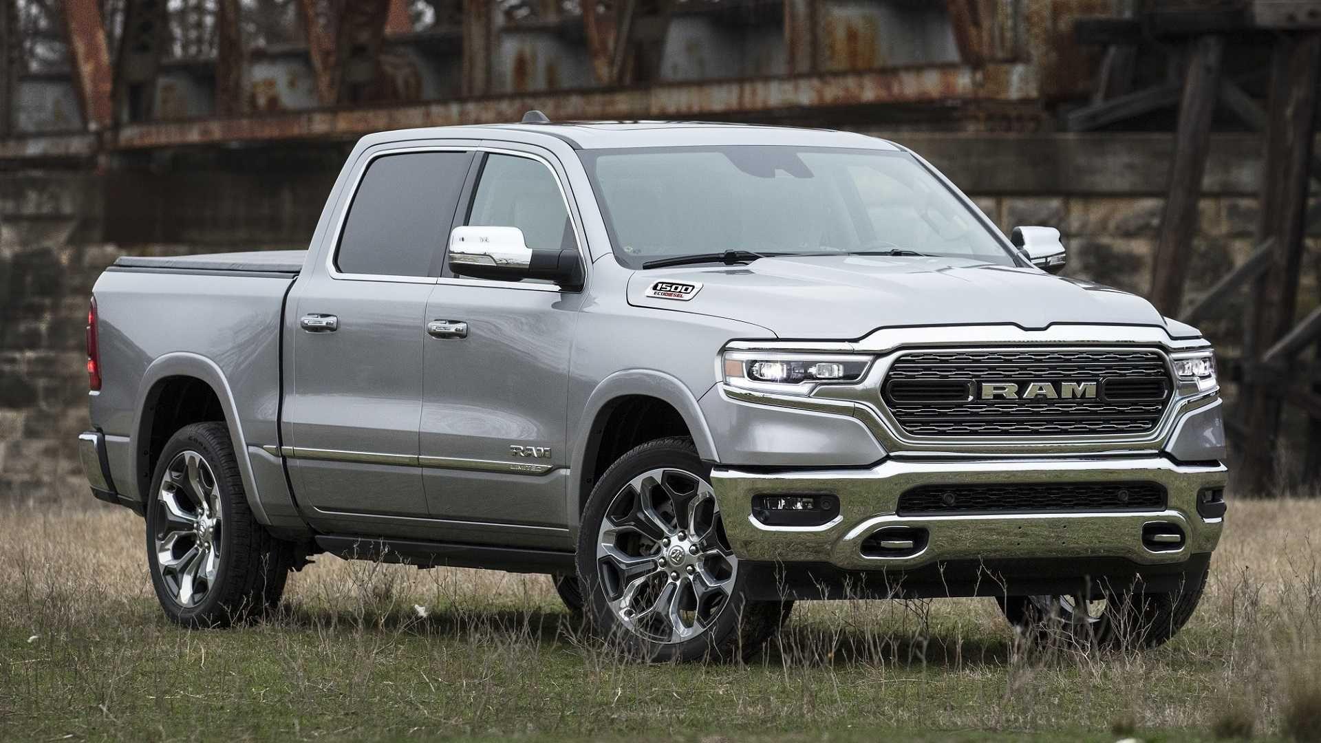 La Camioneta Ram Con Motor Diesel Quedo Atras En Economia De Combustible En 2020 Motor Diesel Camionetas Camiones Dodge