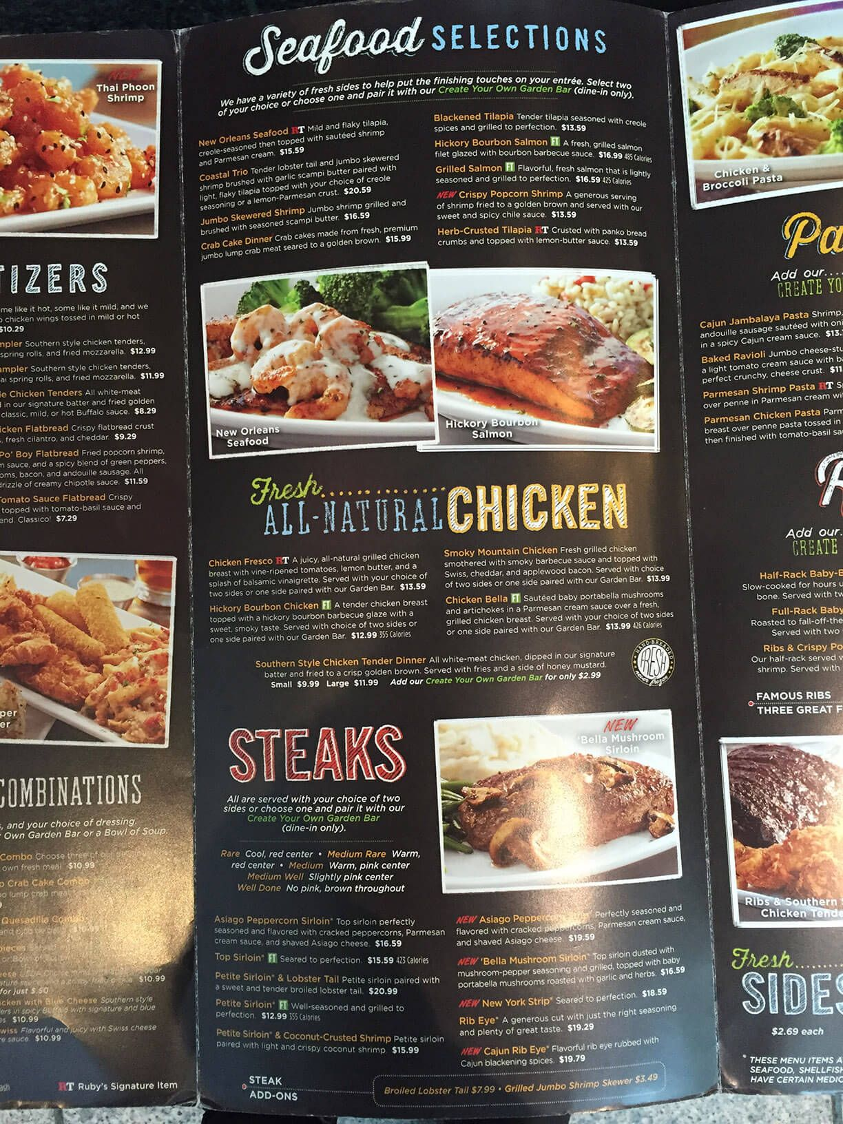 photograph about Ruby Tuesday Printable Menu named sweepstakes #CountdownToChristmas, #RubyTuesday and