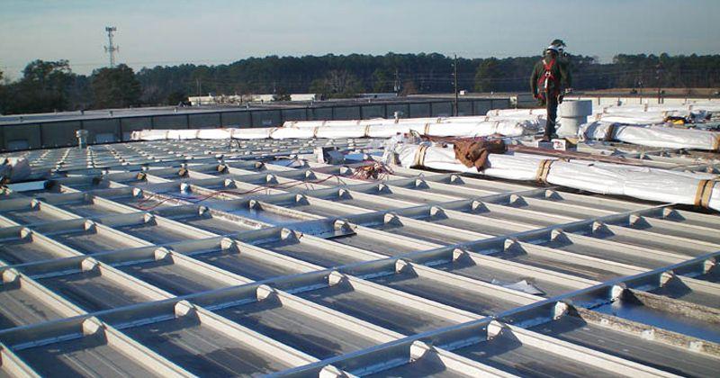 Roof Hugger Metal Roof Roofing Roof